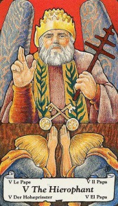 hierophant hanson roberts